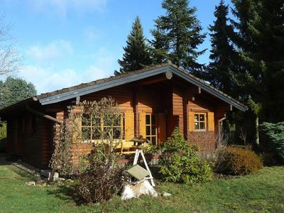 Photo for holiday home Heideblockhaus, Bad Bodenteich  in Lüneburger Heide - 4 persons, 2 bedrooms