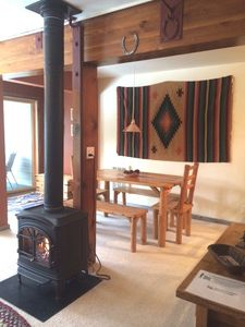 Photo for High End Condo Just steps from the Slopes, Private Hot Tub