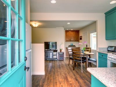 Photo for Walk to the Beach! Amenities galore! Great location in Downtown Carlsbad!