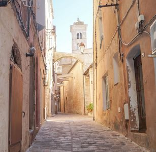 Photo for Charming apartment in the heart of the citadel of Bonifacio and its pretty streets