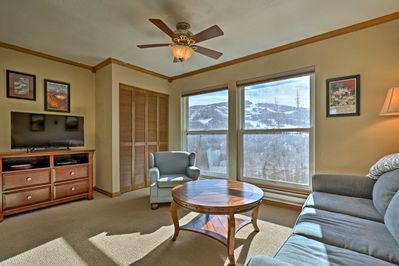 Plan your next alpine escape to this vacation rental studio in Brian Head!