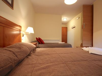 Photo for Centre del Montsec - 102 - Triple Room