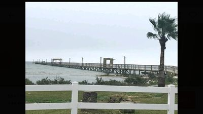 Photo for Come on down for a great fishing and beach get away at Benjamin's Pier!