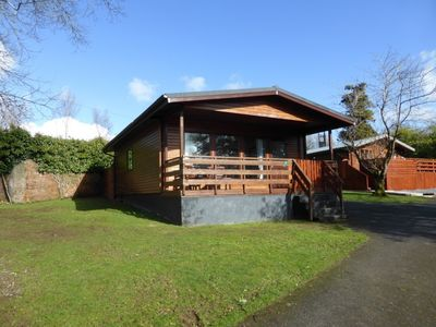 Photo for Bluebell Lodge 7 with Hot Tub, Newton Stewart