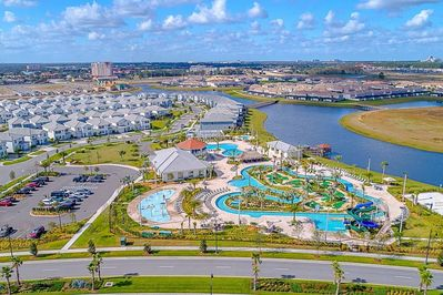 Storey Lake is a well located vacation resort 15m to Disney World and shoppings.