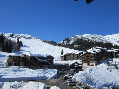Photo for Hameau du Mottet, skis, next ESF, 2 bedrooms, linen and cleaning included