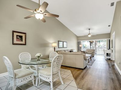 Photo for Naples 2/2 Updated Waterfront Condo  in Falling Waters Rosewood Community