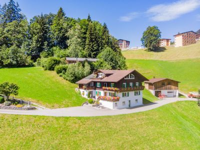 Photo for Apartment Mangeng in Schruns - 2 persons, 1 bedrooms