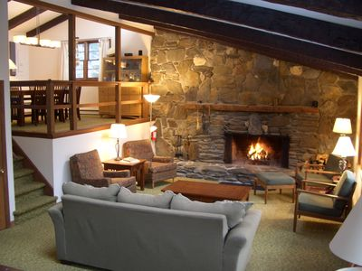 Photo for Killington area home - 4-seasons & hot tub. Sleeps 12+