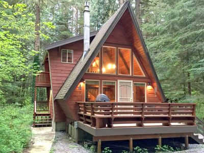 Photo for Snowline Cabin #15 - A Great Couples Getaway! Now with WiFi!
