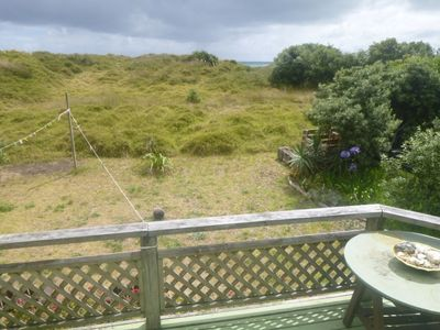 Photo for Beachfront Bach North Piha