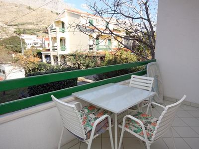 Photo for Apartment Vacation Rental in Dugi Rat