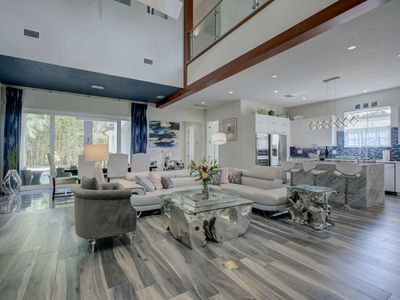 Photo for High End All New, Gourmet Kitchen, Heated Pool, Downstair Master, Modern, Garage w/Charger