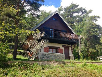 Photo for Homerez last minute deal - Beautiful chalet with terrace