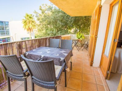 Photo for Lovely apartment a few meters from the beach