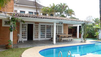 Photo for House of high standard reformed August 2016-5suites-pool-30 mts beach cove