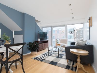 Photo for Penthouse 1BR in Seaport by Sonder