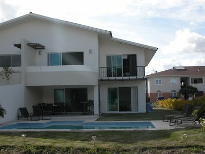 3300Sq ft Villa with Private Pool on Cocotal Golf Course