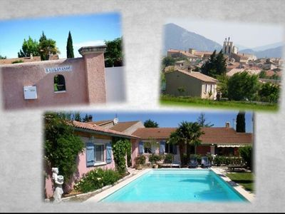 Photo for Provence Villa with Rose Garden and Private Pool