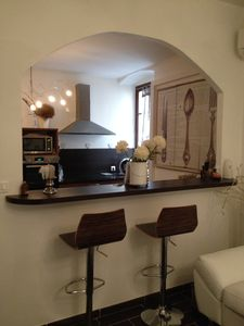 Photo for Very nice apartment downtown Ajaccio it is a f 1 without room. For