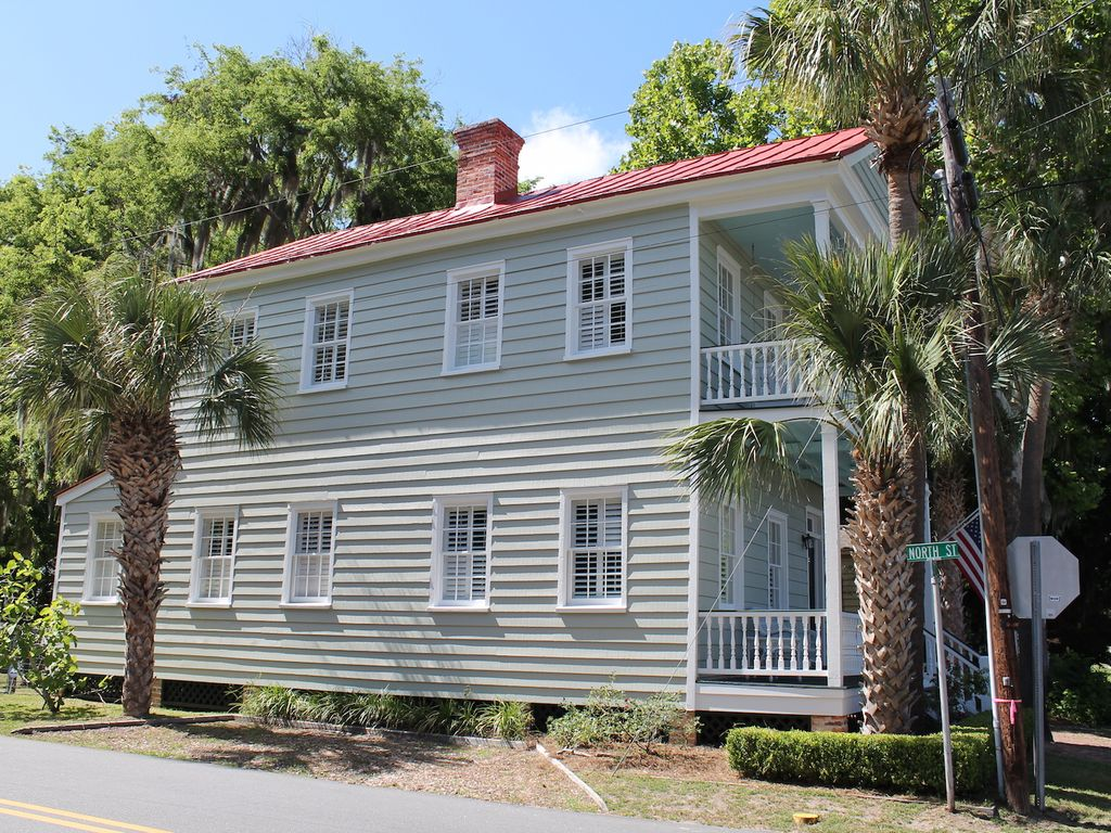 Southern living in Historic Downtown Beaufort Voted #1 ...
