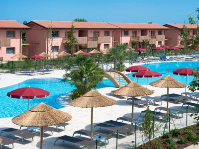 Photo for Vacation home Green Village Resort (LIG203) in Lignano Pineta - 7 persons, 2 bedrooms