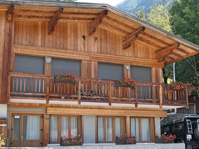 Photo for Apartment Biolay 2, Central Chamonix (Sleeps 6)