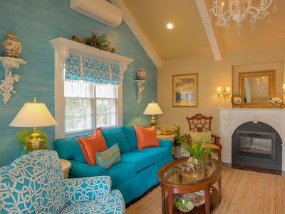 Photo for Romantic Waterfront Carriage House in Heart of Edenton's Historic District/Video