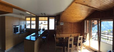 Photo for 4BR Apartment Vacation Rental in Nendaz, VS