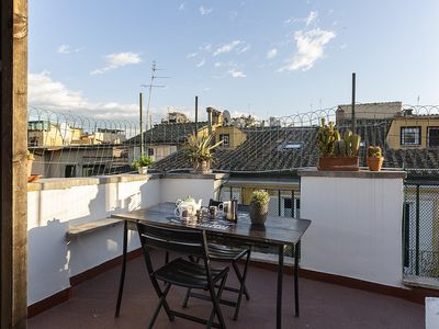 Photo for Roof Terrace Tetti di Piazza Navona