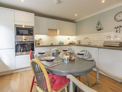 Photo for Palmstone is a stylish bungalow in the ever-popular coastal village of Heacham.