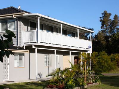 Photo for Beautiful new spacious apartment close to beach and Nelson Bay attractions.