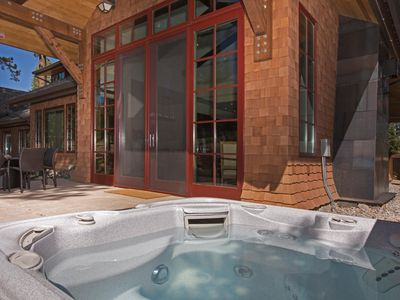 Photo for Home Run - Luxury - Ski-in Ski-Out Townhome in Northstar