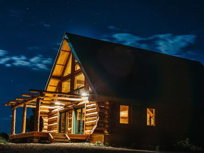 Photo for Cabin with 2 master suites, gorgeous views of Mesa Verde and La Plata Mountains