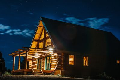 3 level cabin thoughtfully appointed for the comfort and enjoyment of our guests