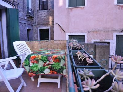 Photo for Casa Fiorita 10 min walk from San Marco