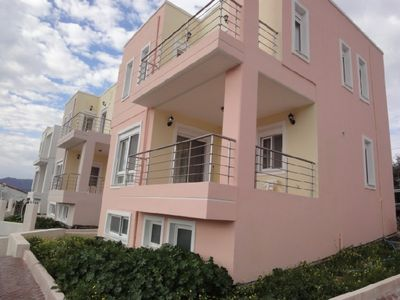 Photo for Twin maisonettes, 300 m from beach