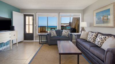 Photo for Put Some Vitamin Sea in Your Vacation! Gulf Front Town Home - Quiet West End