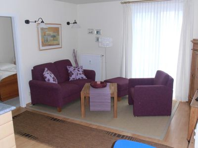 Photo for Duhner dune apartment 2, no smoking, Wi-Fi, lift, small balcony, beach and Zentrumsnah