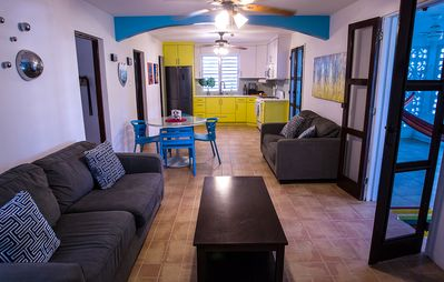 Photo for ★ Puntas 3/2 Surf House | Steps from Sandy Beach| Eco-Friendly | Roof Top Deck ★