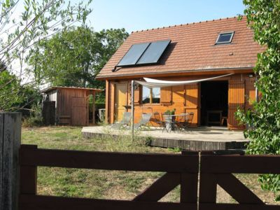 Photo for Eco-friendly house in the French countryside