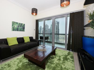 Photo for Beautiful 1BHK in Down Town - 8BLVD 2511