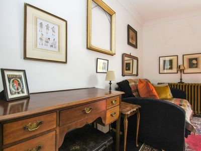 Photo for St James's Townhouse: 3 bedroom, sleeps 8, terrace, close to seafront, WiFi