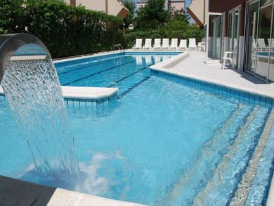 Photo for Luxurious Apartment in Rimini Italy with Swimming Pool