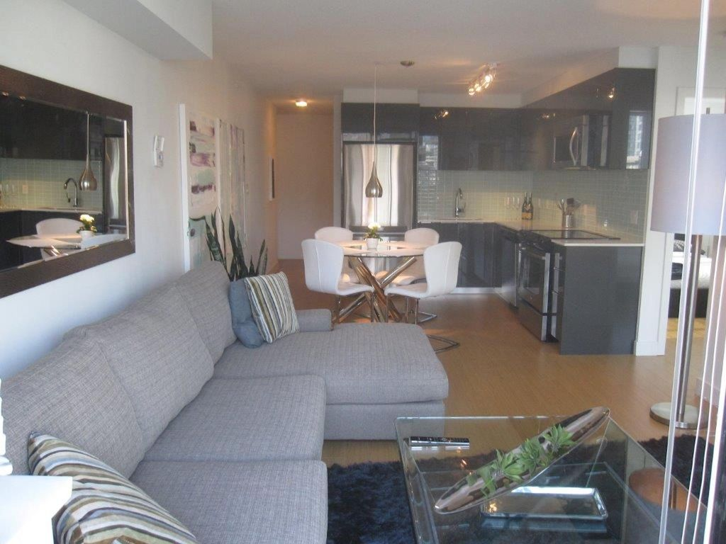 Executive 2 BR Downtown Vancouver - Brand New condo 1100 sq ft