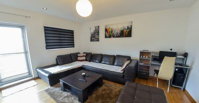 Photo for Luxury Apartment in City Center with terrace