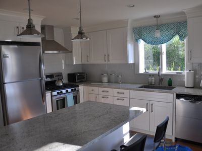 Kitchen was completely renovated in 2013