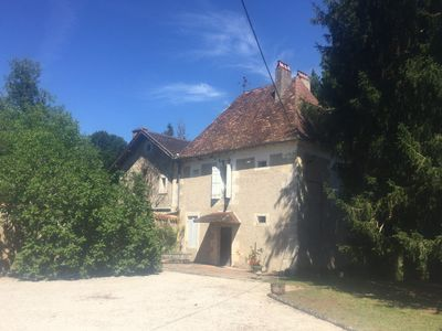 Photo for House Perigord 16C, charm and calm, swimming pool and park.