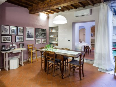 Photo for Your Home Away From Home in the heart of Oltrarno