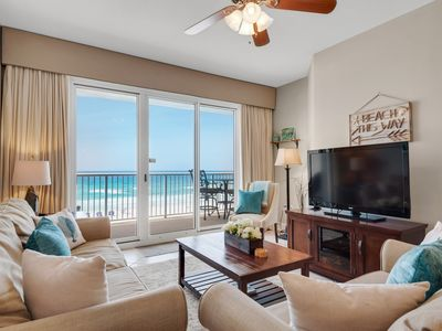 Photo for Summer Place #505- Oceanfront 3 bed - 46' TV, Xbox - Sleeps 8-10 - Upscale Decor